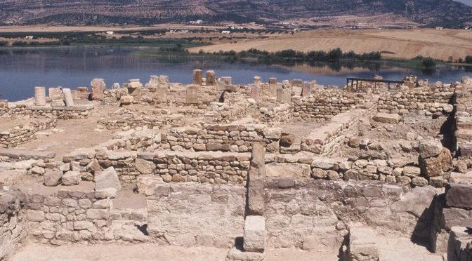 L'habitat dans l'Antiquité tardive et le Haut Moyen-Âge