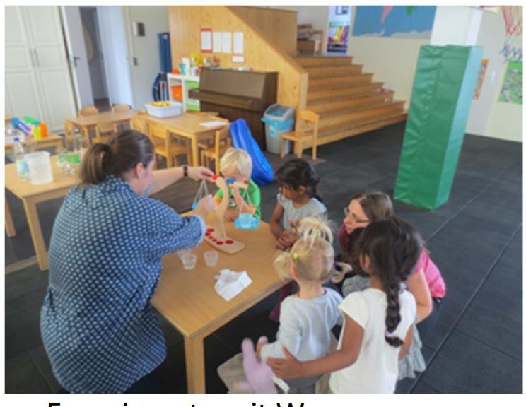 Partizipation der Eltern: Basis für Erziehungs- und ...