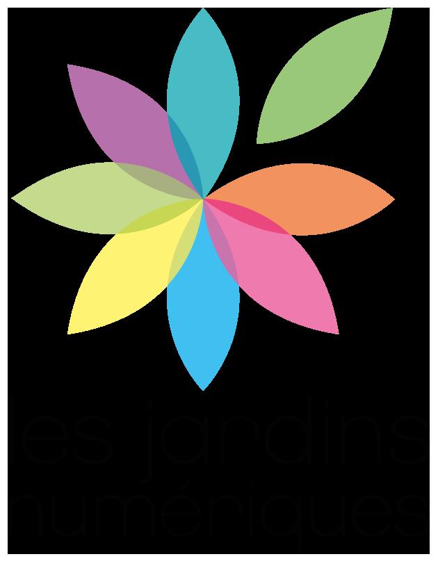 Logo de l'association Les jardins numériques