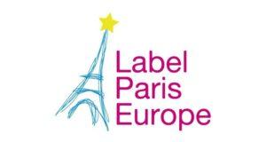 logo du label Paris Europe