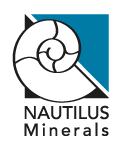 Logo de Nautilus Minerals