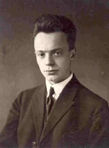 Felix Fechenbach, 1922 (Stadtarchiv Detmold Bildarchiv Nr. 3457)