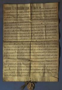 Bestätigung der Stadtrechte, Lemgo 1245 (StaL U 2)