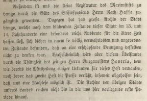 Vorwort aus den Lippischen Regesten, Bd. 1, Lemgo & Detmold 1860