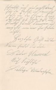 Feldpostbrief vom 12. April 1917 (Fortsetzung)