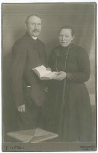 Bernard und Maria Echtermeyer