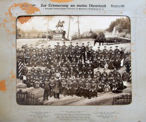 Echtermeyers Kompanie.