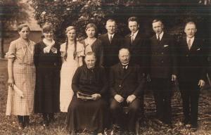 Familie Heinrich Echtermeyer