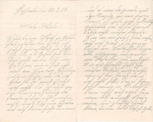1917_03_20_Brief_Seite 1