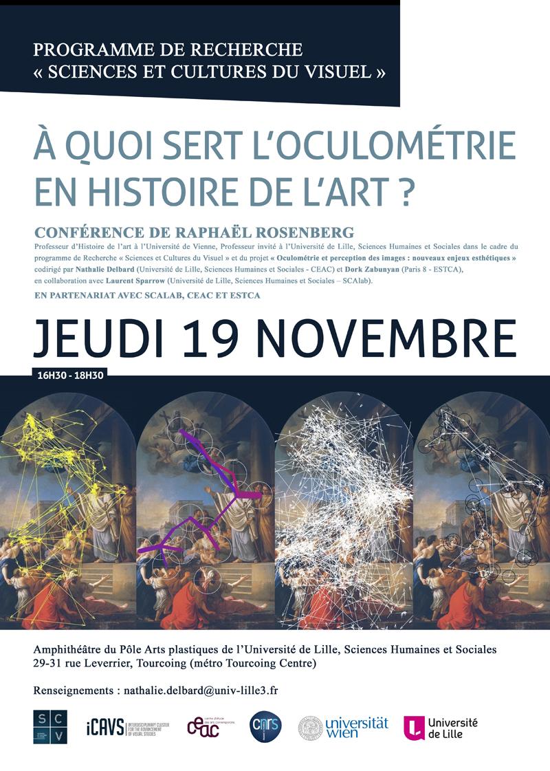 Affiche - Conférence Raphaël Rosenberg - 19 novembre 2015(1)