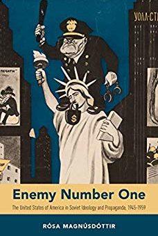 "Couverture de ""Ennemy number one"""