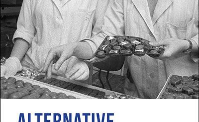 Couverture de Mark, Kalinovsky et Marung, Alternative Globalizations, 2020