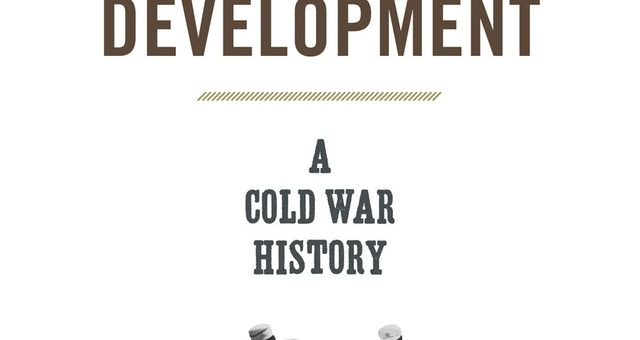 Couverture de Lorenzini, Global Development: a Cold War History, 2019