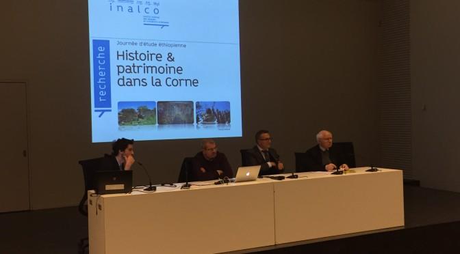 Journée d'étude éthiopienne INALCO/ARESAE : conclusion