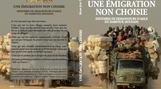 Une émigration non choisie. Marie-José Tubiana