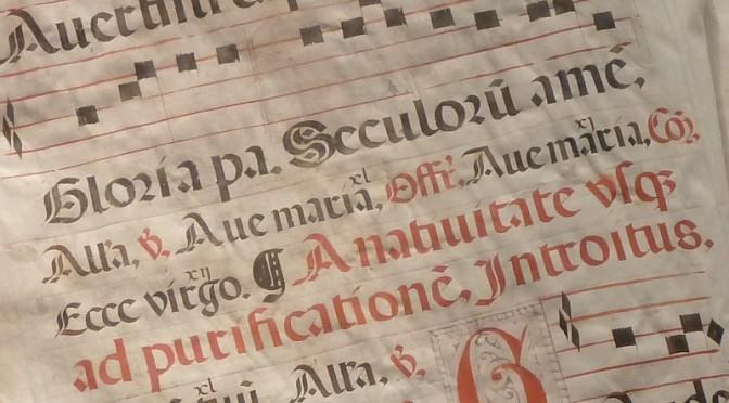 Accentus autem dictus, quod iuxta cantum sit, sicut adverbium quia iuxta verbum est