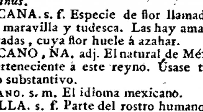 ¿Cuál es la lengua originaria de América más importante para la historia del vocabulario español?