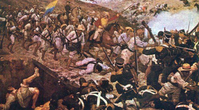 ¿Fue usado el seseo como una shibboleth durante las guerras de emancipación americanas?