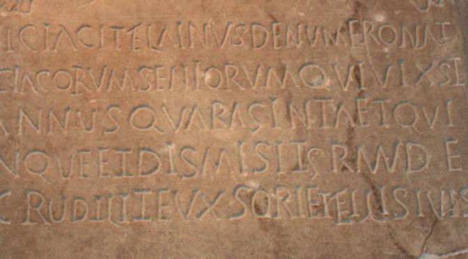 LIMITS – les frontières de la culture épigraphique médiévale