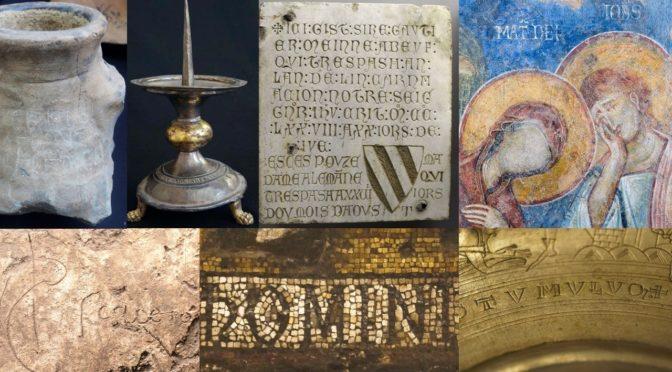 SEMPER: actualités de la recherche en épigraphie