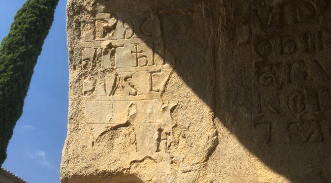 écritures sur la datation chrétienne