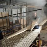 L'étuvage des bois