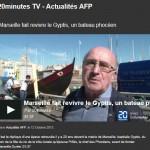 vidéo AFP - 12 octobre