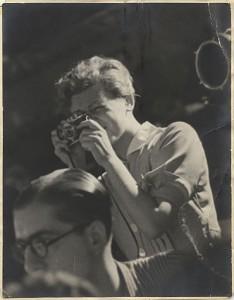 Gerda Taro, Anonyme, 1937 / Domaine Public