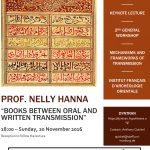 DYNTRAN 2nd Workshop - Keynote Flier