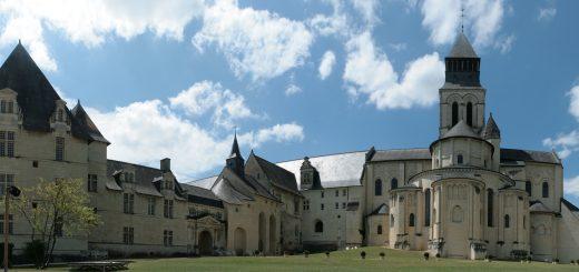 Panorama de Fontevraud