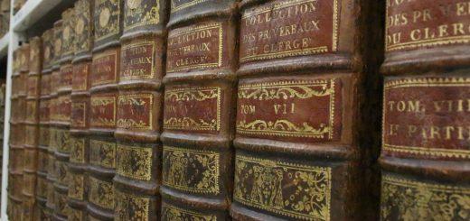 Fonds ancien. Avec l'aimable autorisation de la Bibliothèque du Patrimoine de Clermont-Communauté