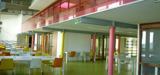 Bibliothèque universitaire de Médecine Emile-Aron.