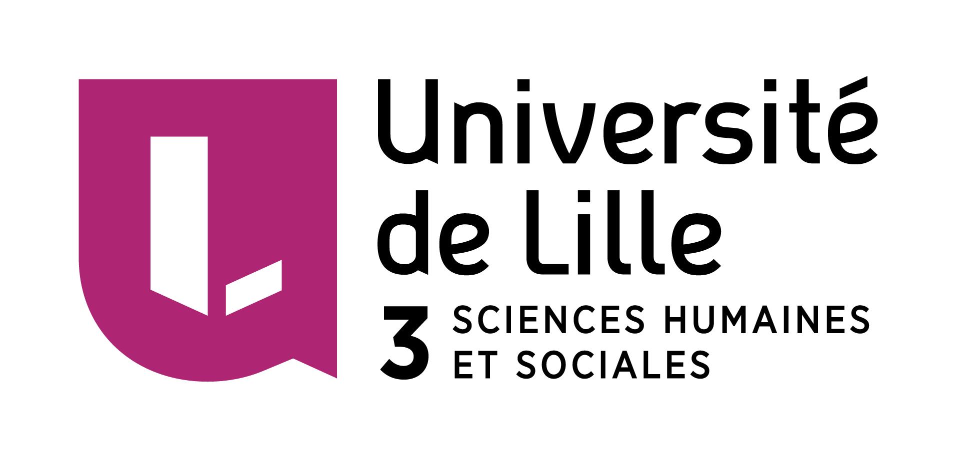 logo univ lille 3