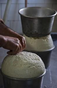 La préparation du fiore sardo
