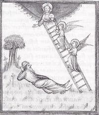 Echelle de Jacob (Cliché Bibliotheca Vaticana).