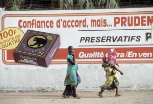 Prudence Condom Advertisement