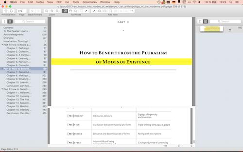 PDFs lesen auf dem Mac mit Skim
