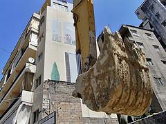 Beyouth, Gemmayzeh, mai 2011