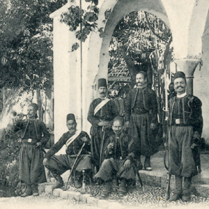 Troupes coloniales, Archives de l'armée libanaise http://www.lebarmy.gov.lb