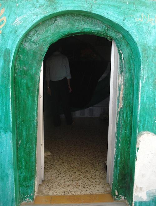 Mausolée alaouite (Maqām al-Nabī Yamlīḫā)