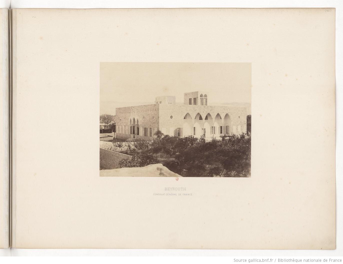 Voyage en Orient / Recueil photogr. exécuté par Louis de Clercq Clercq, Louis de (1837-1901). Photographe
