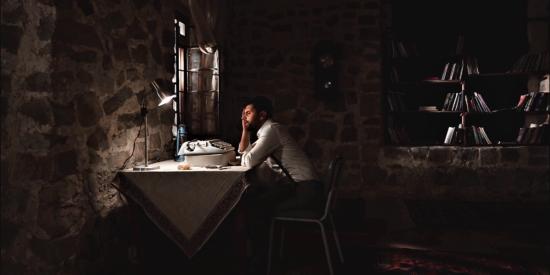 Photogramme du film de fin d'étude Shbangy Nigaiak