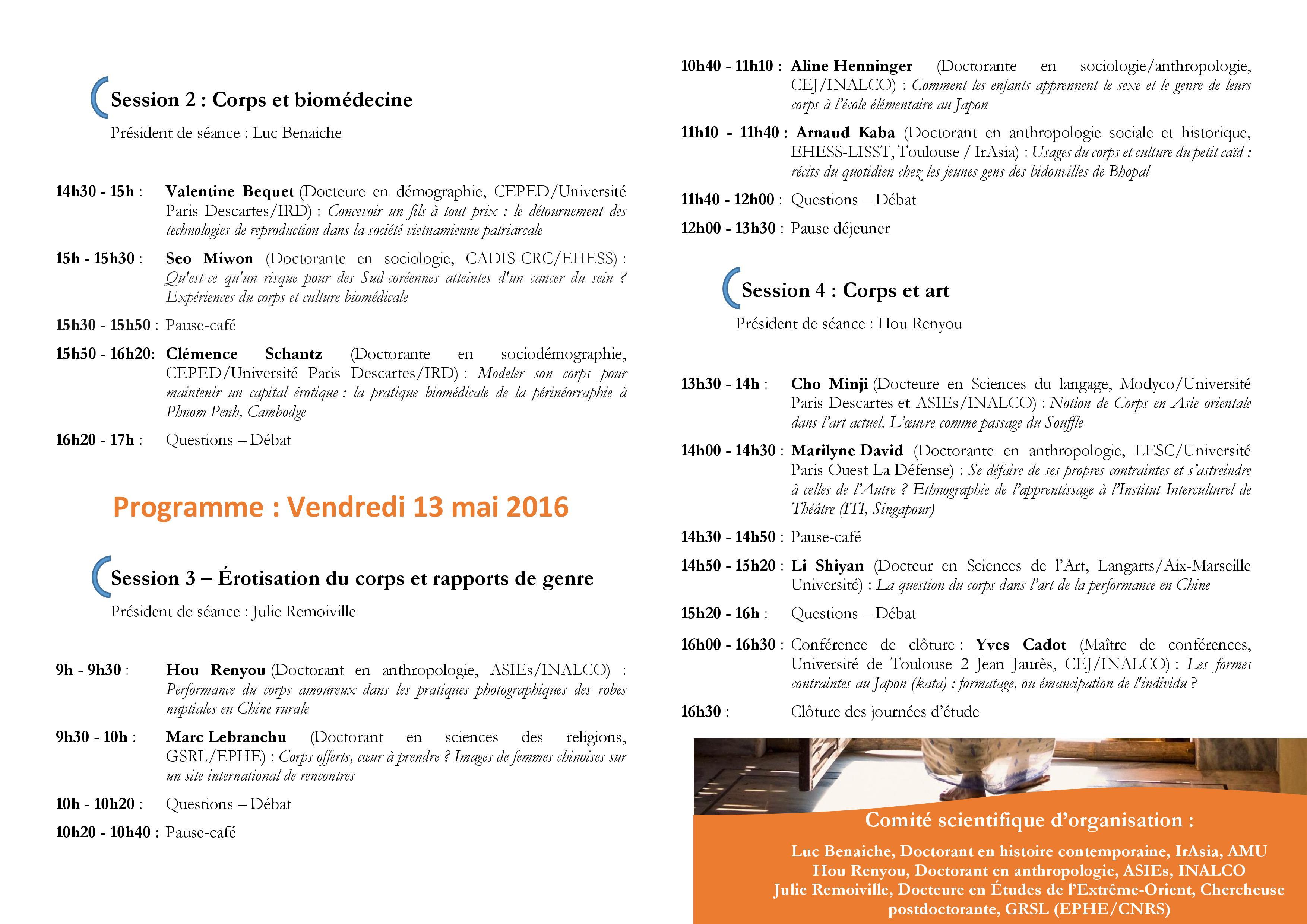 Programme Marseille 2
