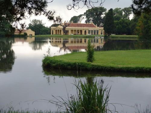 Casco de una estancia colonial ubicada en la Provincia de Córdoba (Argentina).
