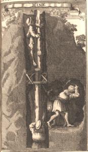 Voyage du tour du monde (París, 1719), de Giovanni Francesco Gemelli. Cortesía de la John Carter Brown Library at Brown University.