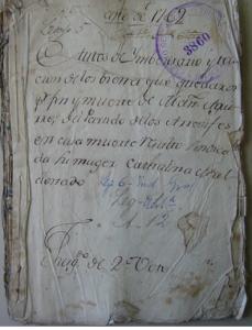 AGN, (Argentina), Sucesiones, Leg, 3860.