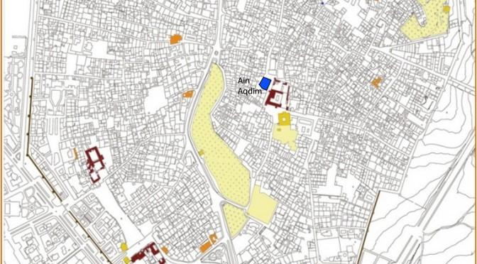 Revitalisation de la médina de Tiznit, le noyau fondateur de l'oasis