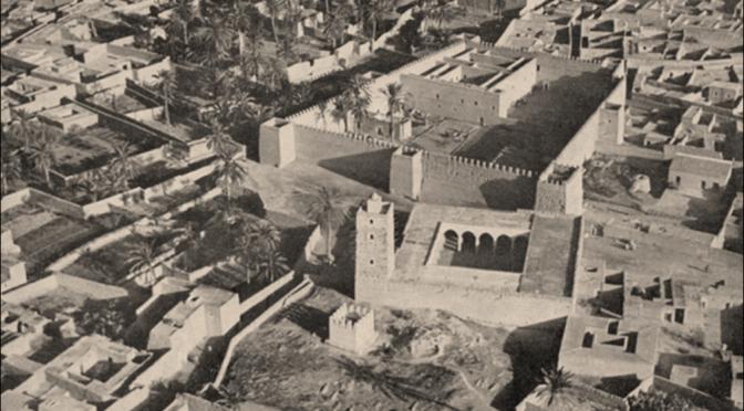 Ain Aqdim au coeur de la médina Tiznit, retrouver les origines de la ville par Salima Naji