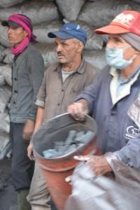 Les vendeurs de charbon