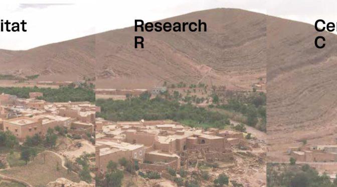 Appel à communication Symposium à Agadir les 9 et 10 septembre 2019 : DESSINER DES (ÉCO)SYSTÈMES AGRO-URBAINS RÉSILIENTS